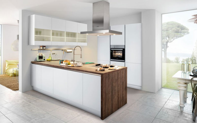 Island Kitchen Manufacturer